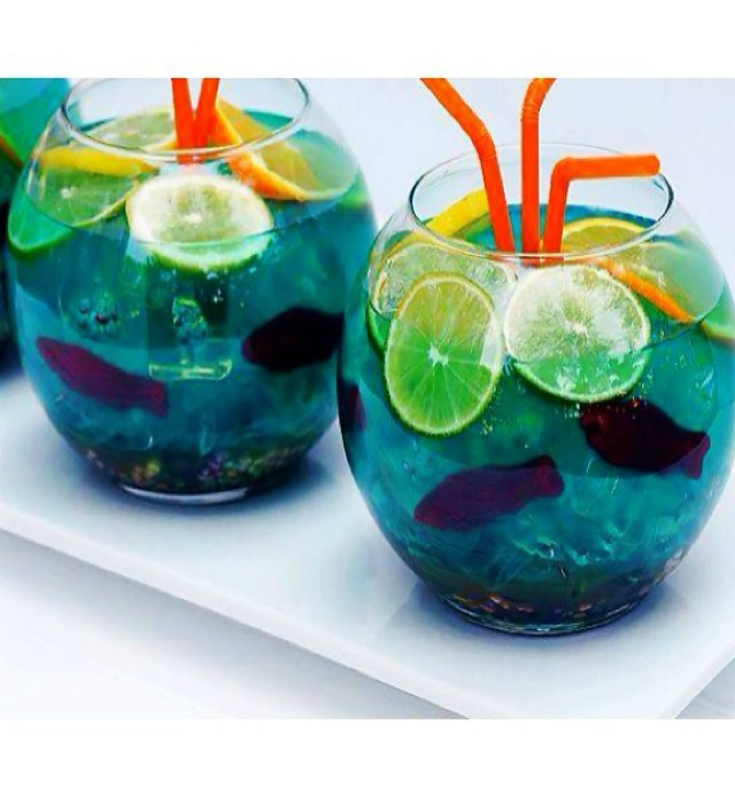 Cocktail Recipe~ The Fish Bowl