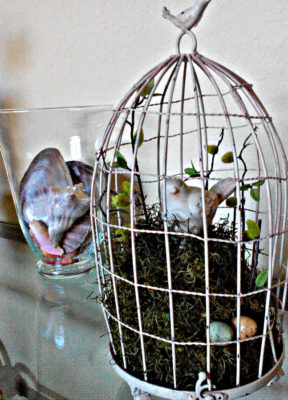 Creating your own Spring Decor
